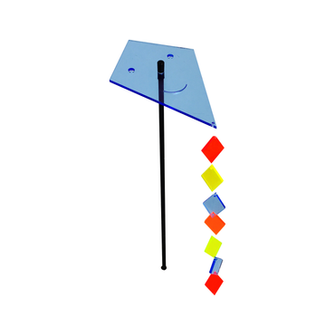 Large SunCatcher 'Kite with Tail' – Bild 8