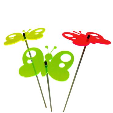 SunCatcher Set of 3 'Butterfly 2', 15cm – image 4