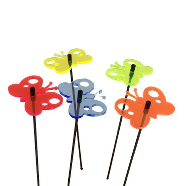 Small SunCatcher Set of 5 'Peacock Butterfly' – Bild 2