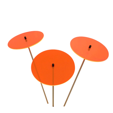 SunCatcher Set of 3 'Sun Disc', 15cm – image 3