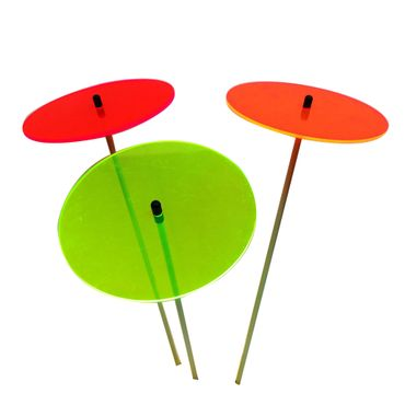 SunCatcher Set of 3 'Sun Disc', 15cm – image 5