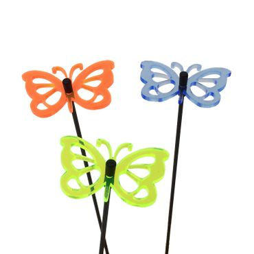 SunCatcher Set of 3 'Butterfly 3', 6cm – image 8