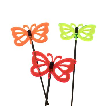 SunCatcher Set of 3 'Butterfly 3', 6cm – image 5
