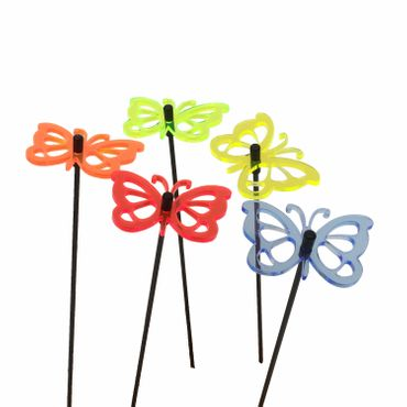 Small SunCatcher Set of 5 'Comma Butterfly' – Bild 7