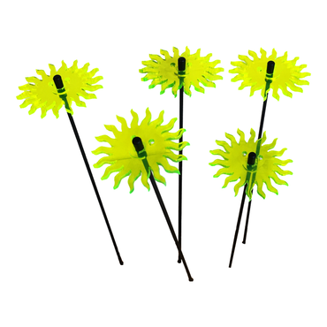 SunCatcher Set of 5 'Smiling Sun', 6cm – image 8