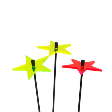 SunCatcher Set of 3 'Star 1', 6cm