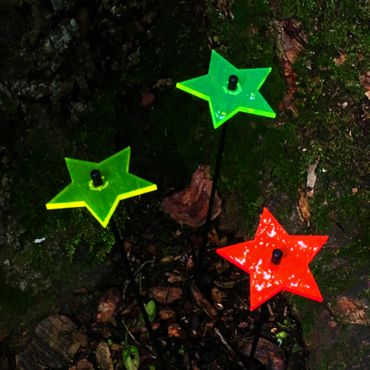 Small SunCatcher Set of 3 'Star 1' – Bild 7
