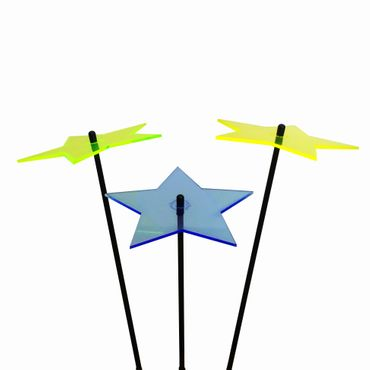 SunCatcher Set of 3 'Star 1', 15cm – image 9