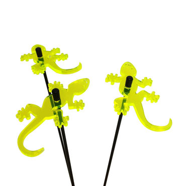 SunCatcher Set of 3 'Gecko', 6cm – image 11