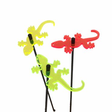 SunCatcher Set of 3 'Gecko', 6cm – image 4