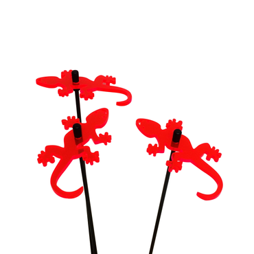 SunCatcher Set of 3 'Gecko', 6cm – image 10