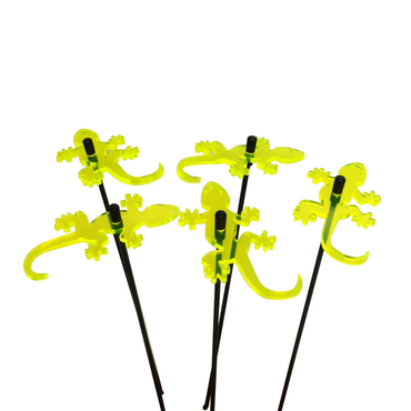 SunCatcher Set of 5 'Gecko', 6cm – image 6