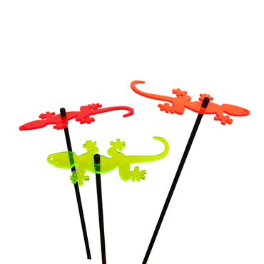 SunCatcher Set of 3 'Gecko', 15cm – image 3