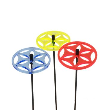 SunCatcher Set of 3 'Sun Wheel 2', 6cm – image 2