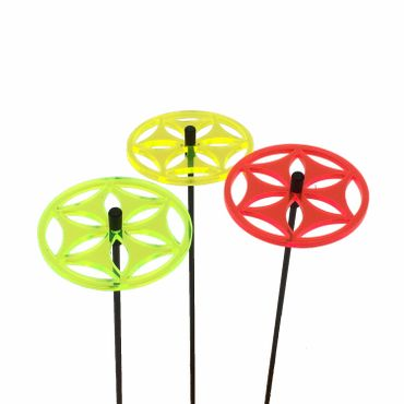 SunCatcher Set of 3 'Sun Wheel 2', 6cm – image 3