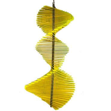 Wind Spinner, flourescent, 27cm wide, 40cm high – image 19