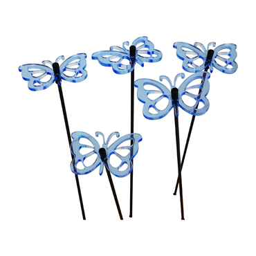 SunCatcher Set of 5 'Butterfly 3', 10cm – image 5