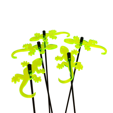 SunCatcher Set of 5 'Gecko', 10cm – image 4