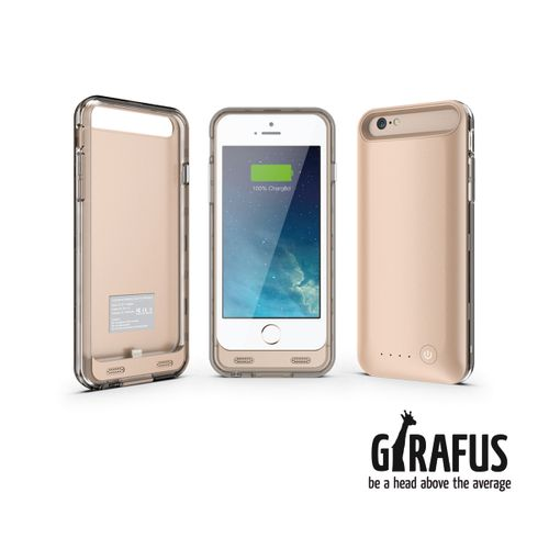 Girafus® 3100mAh High End iPhone 6 / 6S -Varianten – Bild 21