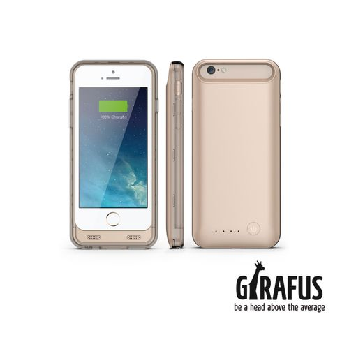 Girafus® 3100mAh High End iPhone 6 / 6S -Varianten – Bild 22
