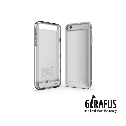 Girafus® 3100mAh High End iPhone 6 / 6S -Varianten – Bild 13