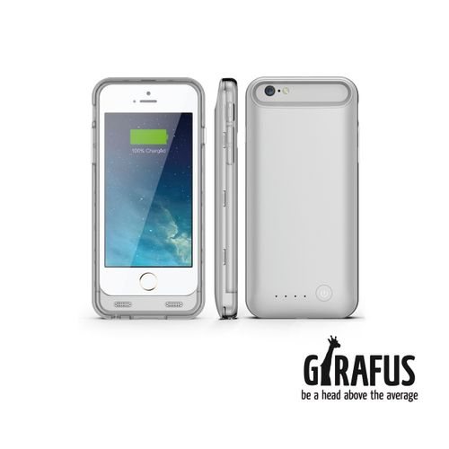 Girafus® 3100mAh High End iPhone 6 / 6S -Varianten – Bild 15