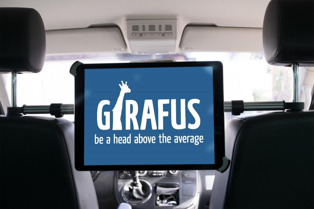 girafus relax h3 tablet 9 5 14 5 auto kfz r cksitz. Black Bedroom Furniture Sets. Home Design Ideas