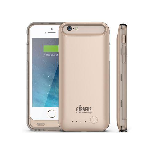 Gebraucht-[MFi]Girafus iPhone 6/6S AkkuHülle Batterie Zusatzakku Cover Case Slim - Varianten – Bild 17