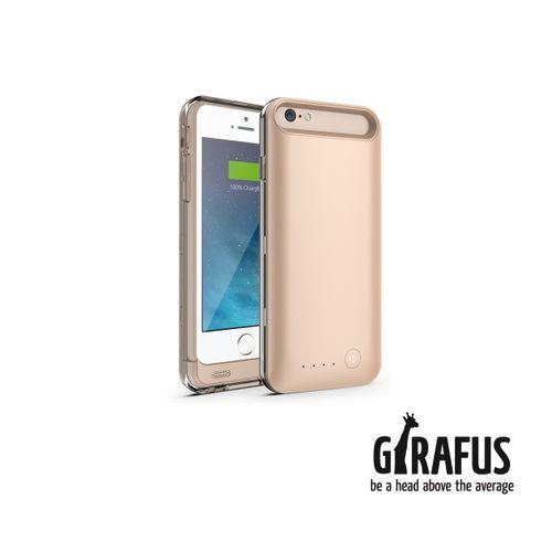 Gebraucht-[MFi]Girafus iPhone 6/6S AkkuHülle Batterie Zusatzakku Cover Case Slim - Varianten – Bild 18