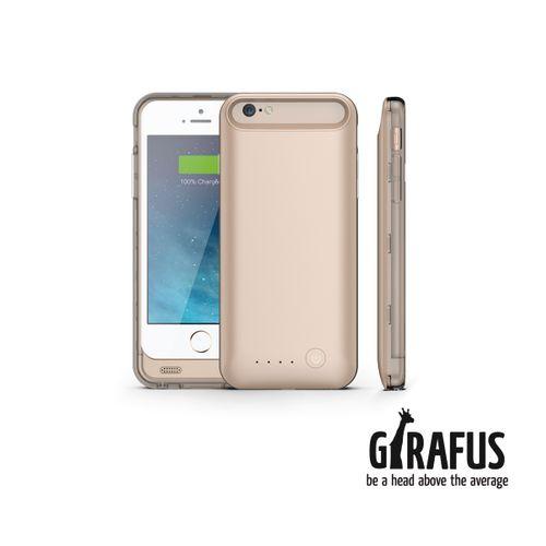 Gebraucht-[MFi]Girafus iPhone 6/6S AkkuHülle Batterie Zusatzakku Cover Case Slim - Varianten – Bild 20