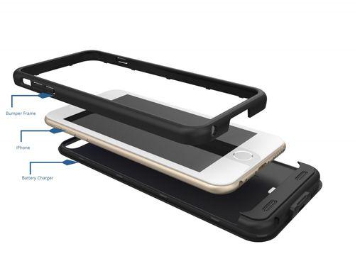 Gebraucht-[MFi]Girafus iPhone 6/6S AkkuHülle Batterie Zusatzakku Cover Case Slim - Varianten – Bild 7