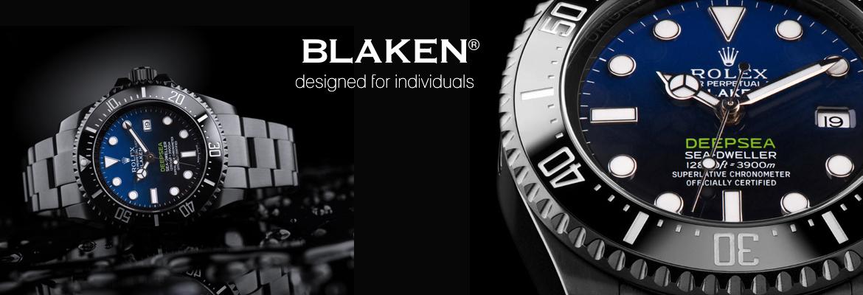 Blaken