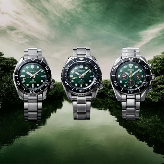 Seiko Limited Edition Armbanduhren