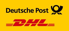 Zustellung durch Deutsche Post DHL