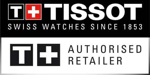 Tissot Authorised Retailer | Von Tissot autorisierter Einzelhändler