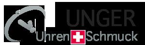 Unger Uhren & Schmuck - Logo Footer