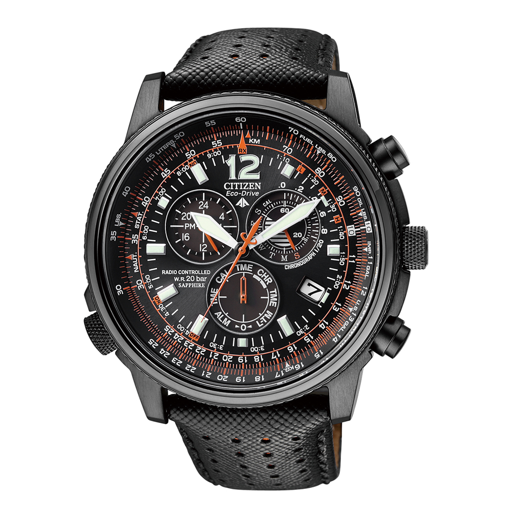 Citizen Promaster Skyhawk Funksolar Herrenuhr AS4025-08E