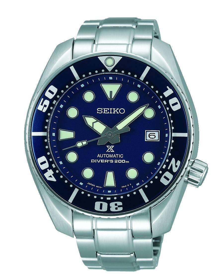 Seiko Automatik Air Diver's Prospex SEA SBDC033 Sumo