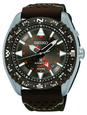 Seiko Kinetic Herrenuhr SUN061P1