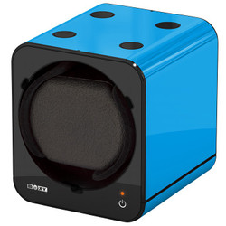Beco Uhrenbeweger blau ohne Netzadapter