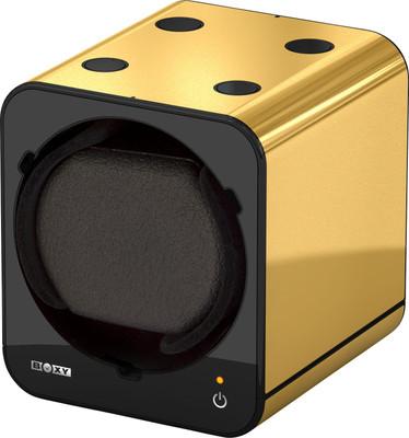 Beco Uhrenbeweger goldfarben ohne Netzadapter – Bild 1