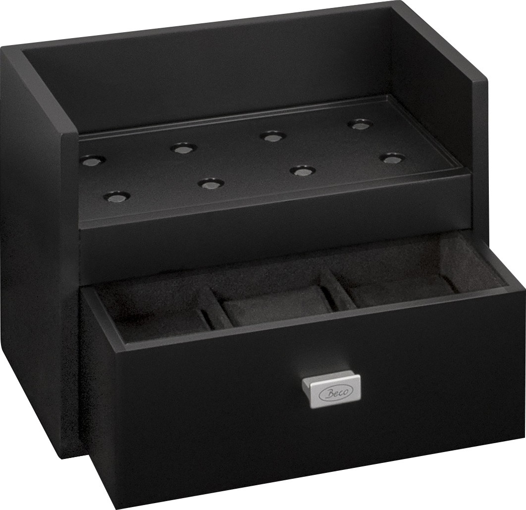Beco Boxy Center Small, Gehäusefarbe schwarz