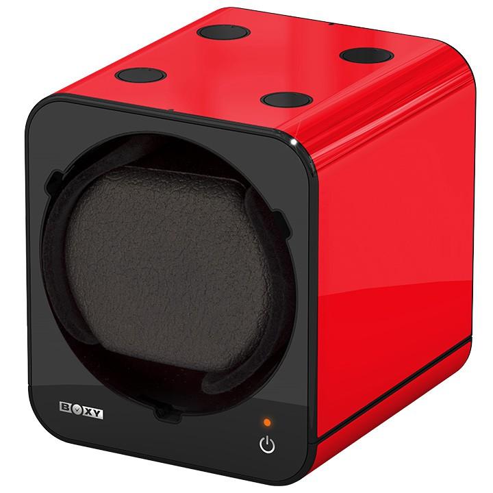Beco Uhrenbeweger rot ohne Netzadapter Fancy Brick