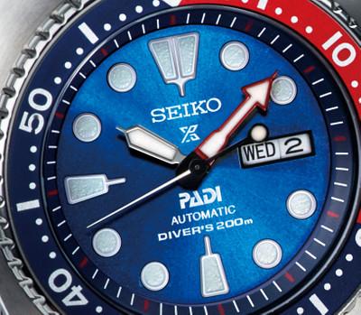 Seiko Automatik PADI SRPA21 / SRPA21K1 Taucheruhr new Turtle – Bild 2
