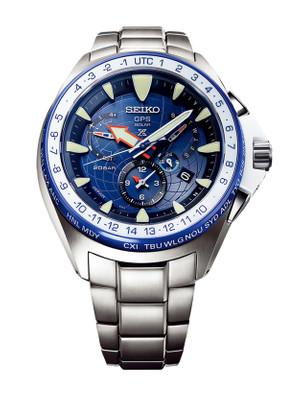 Seiko Astron SSF001 / SSF001J1 GPS Solar Prospex Marinemaster