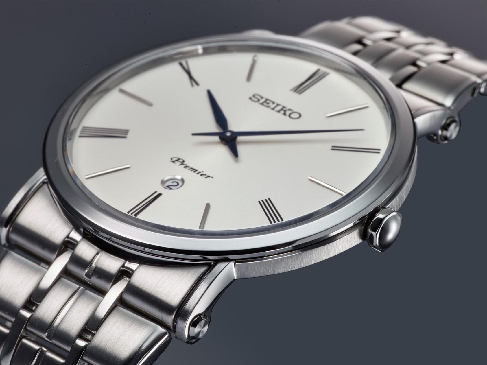 Bild 2 Seiko Uhr Premier SKP391P1