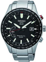 Seiko Sportura GPS Solar SSF003 / SSF003J1 Herrenuhr