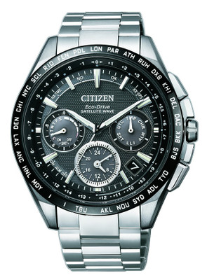 Citizen Satelite CC9015-54E Eco Drive Chrono mit GPS