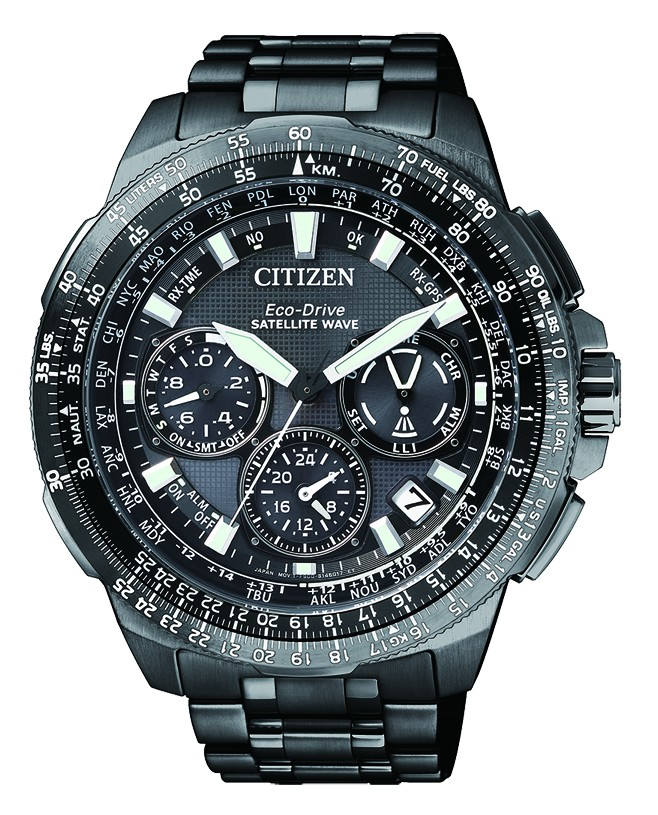 Citizen Satelite CC9025-51E Eco Drive GPS Chrono