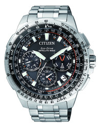 Citizen Satelite CC9020-54E Eco Drive Chrono mit GPS
